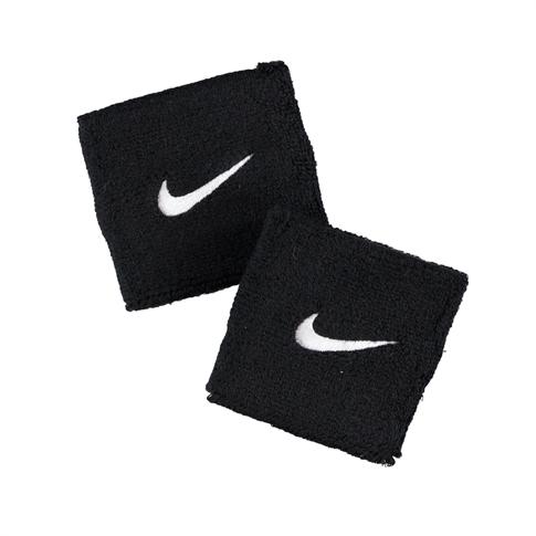 Nike Swoosh wristbands Black