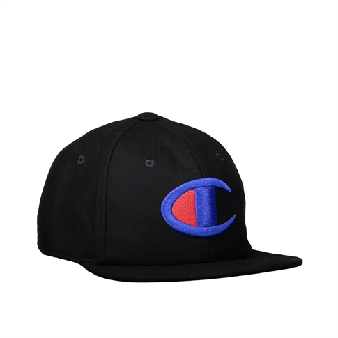 Champion Baseball Cap - kleur: Black