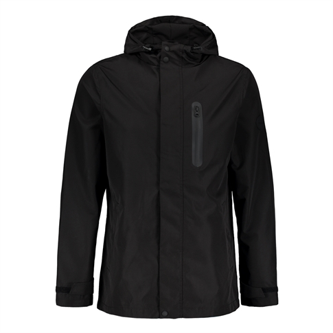 Off the radar Forward Tech Jacket - kleur: Black