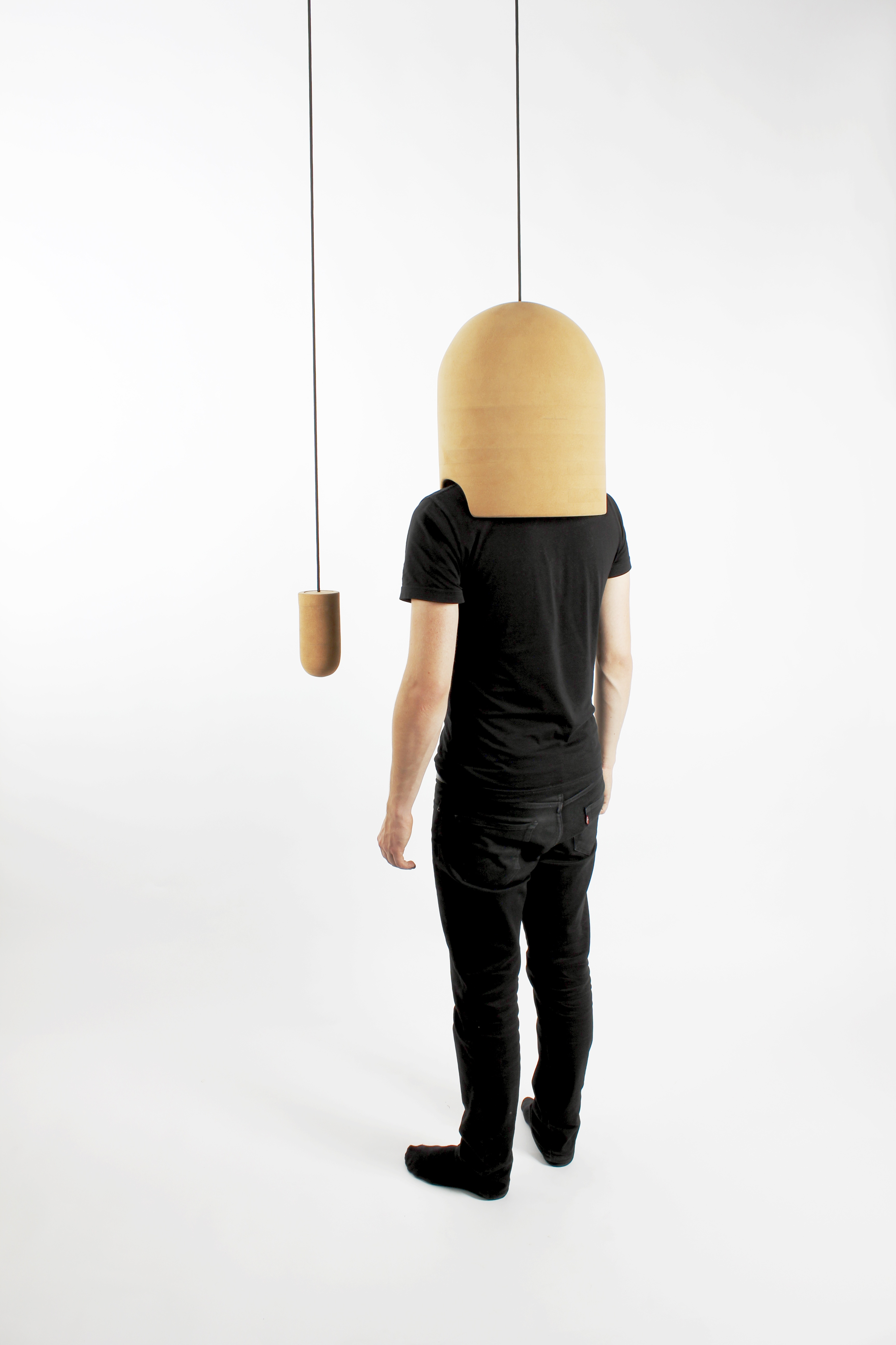 Insulating Cork Helmet - merk: Pierre-Emmanuel Vandeputte