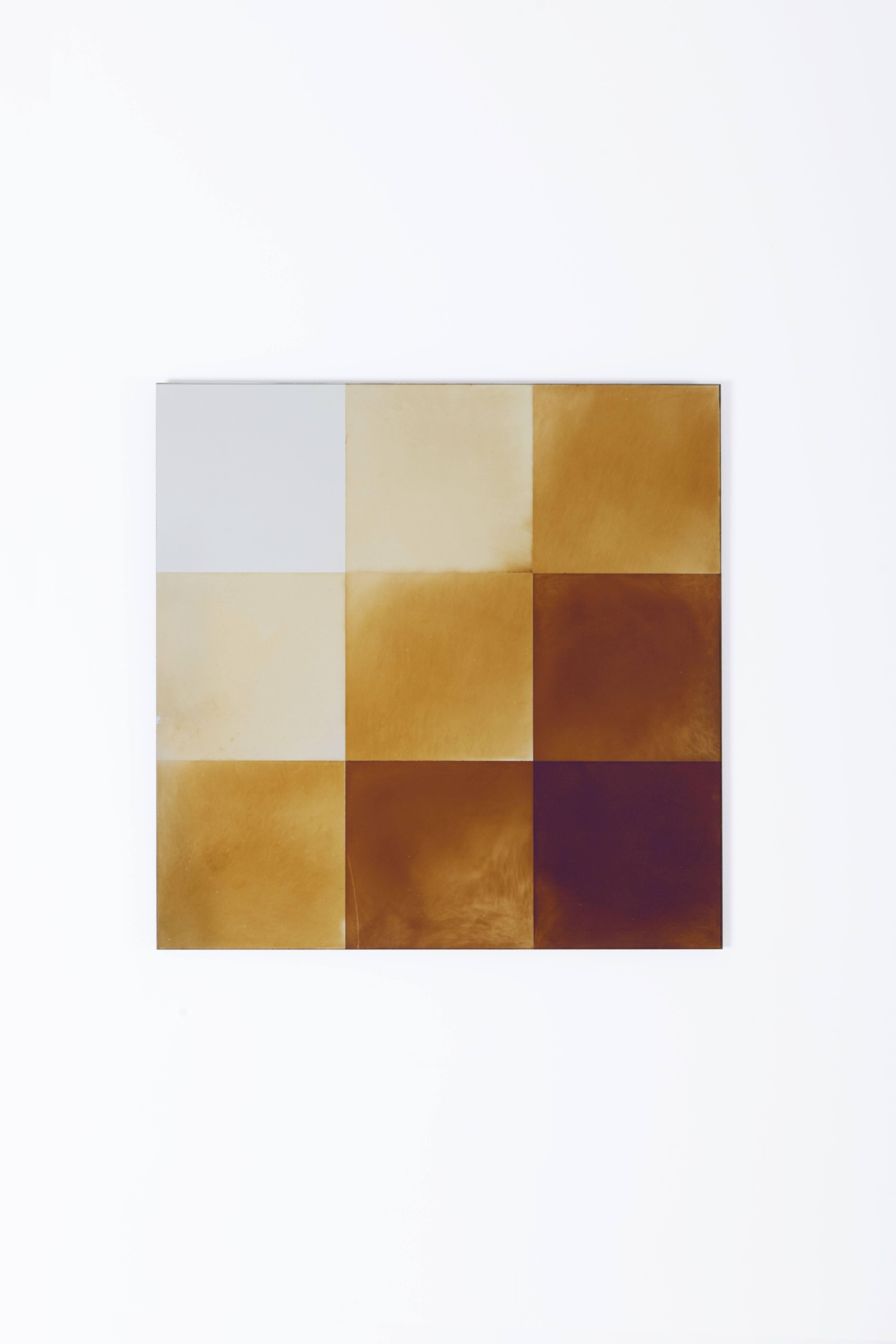 Transience Mirror Square - merk: Transnatural Art & Design Label