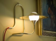Turbaya Copper Wall Lamp - Brass Body Intueri Light
