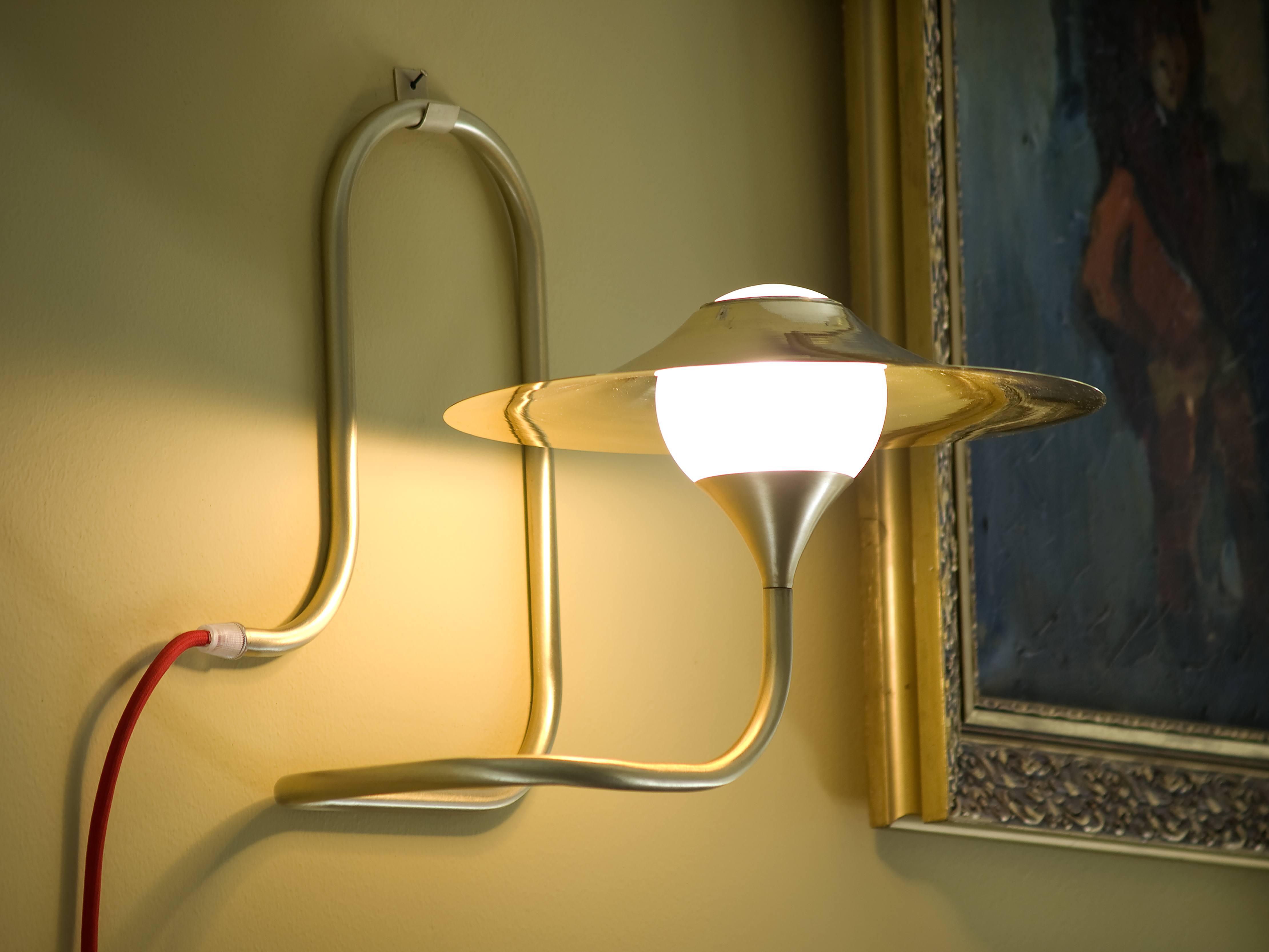 Turbaya Copper Wall Lamp - Brass Body - merk: Intueri Light