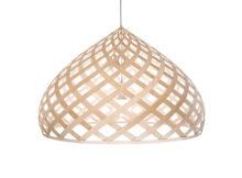 ZOME birch ceiling lamp Jaanus Orgusaar